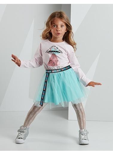 Mushi Elbise Pembe